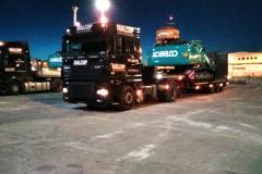 camion kobelco 350