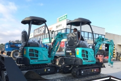 Descarga mini kobelco 10