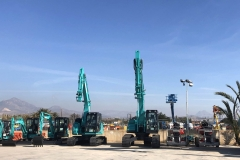 Descarga mini kobelco 3