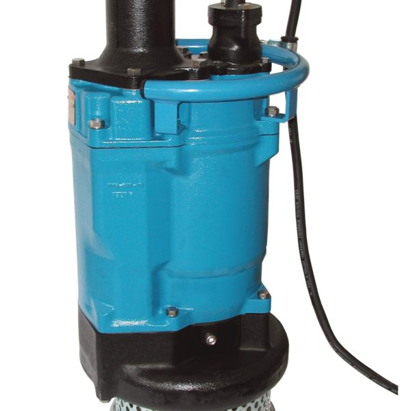 Bomba sumergible trifasica de 14 cv 146m3h aguas limpias for Alquiler de bombas de agua